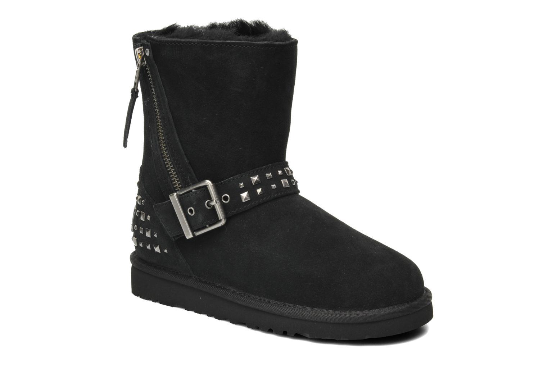 Boots en enkellaarsjes UGG K Blaise Studs Zwart detail