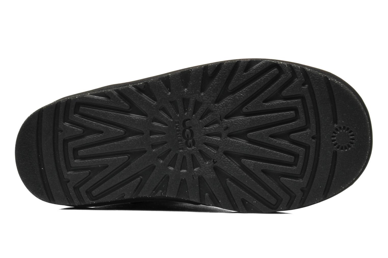 Laarzen UGG K Classic Short Sparkles Zwart boven