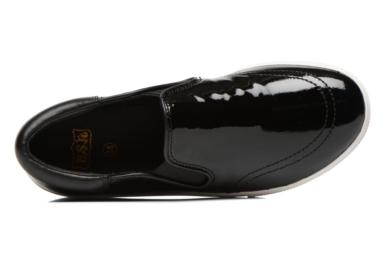 Sneakers Ash Jam Zwart links