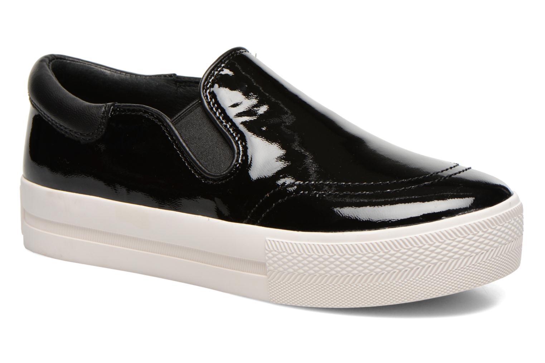 Sneakers Ash Jam Zwart detail