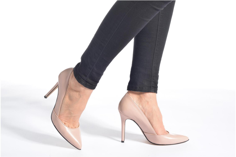 Zapatos de tacón Georgia Rose Fillotte Negro vista de abajo
