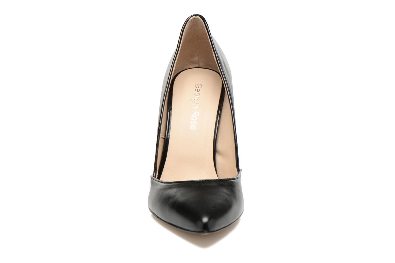 Zapatos de tacón Georgia Rose Fillotte Negro vista del modelo
