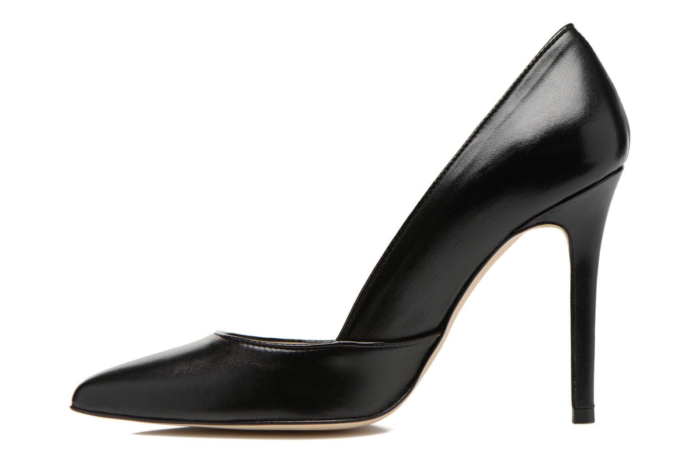 Zapatos de tacón Georgia Rose Fillotte Negro vista de frente