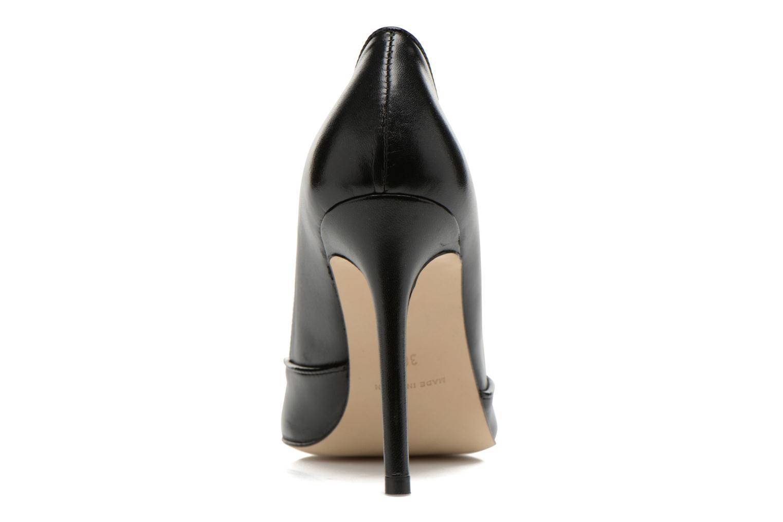 Zapatos de tacón Georgia Rose Fillotte Negro vista lateral derecha