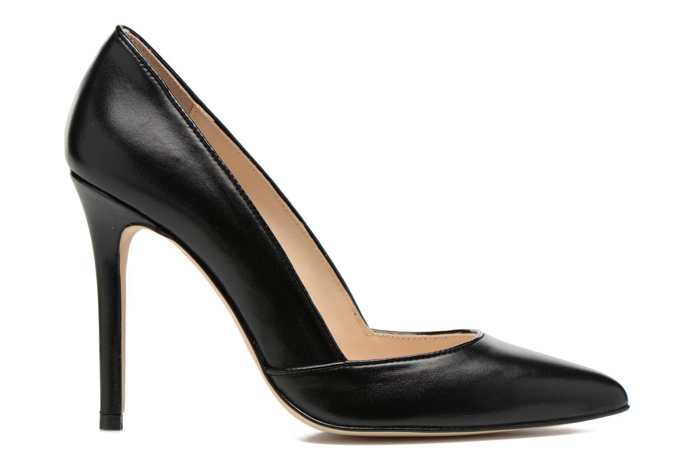 Zapatos de tacón Georgia Rose Fillotte Negro vistra trasera
