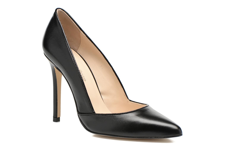 Zapatos de tacón Georgia Rose Fillotte Negro vista de detalle / par