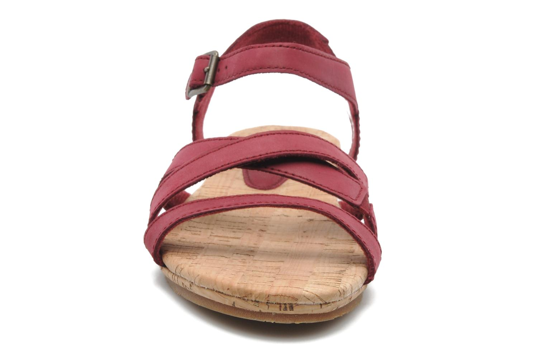 Sandalen Timberland Earthkeepers Spaulding Ankle Strap Bordeaux model