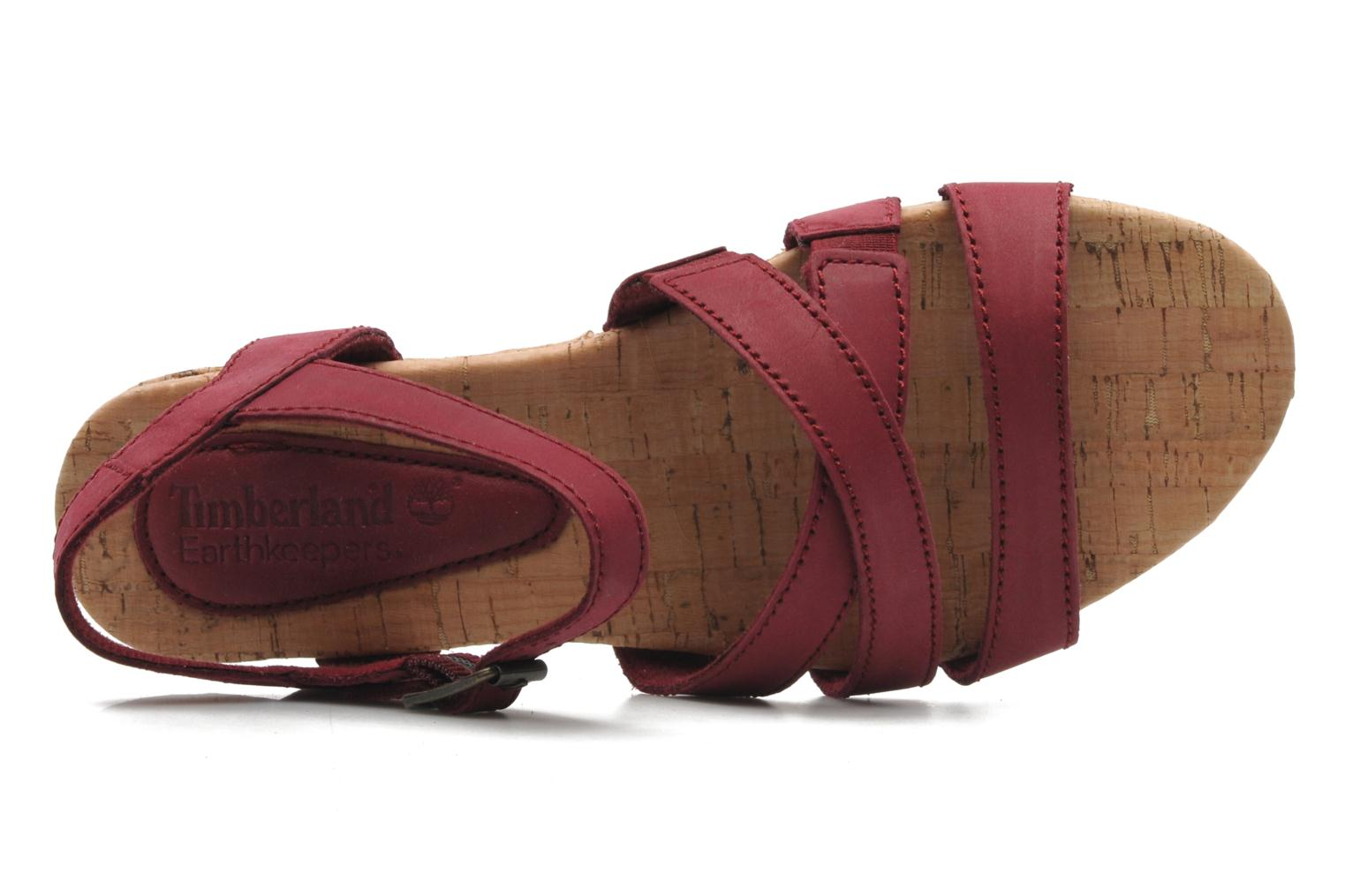Earthkeepers Spaulding Ankle Strap Red