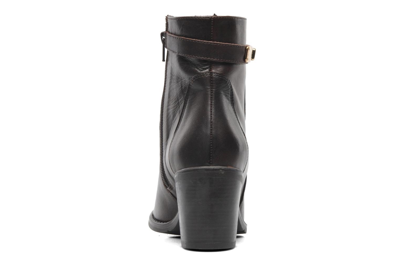 Bottines et boots Elizabeth Stuart Frida 391 Marron vue droite