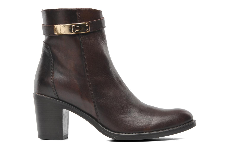 Bottines et boots Elizabeth Stuart Frida 391 Marron vue derrière