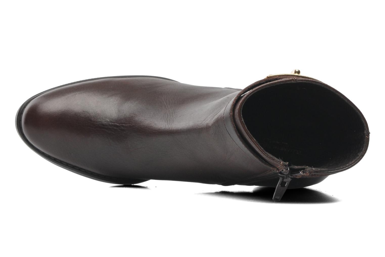 Bottines et boots Elizabeth Stuart Frida 391 Marron vue gauche