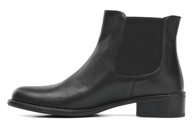 Bottines et boots Elizabeth Stuart Hezzo 391 Noir vue face