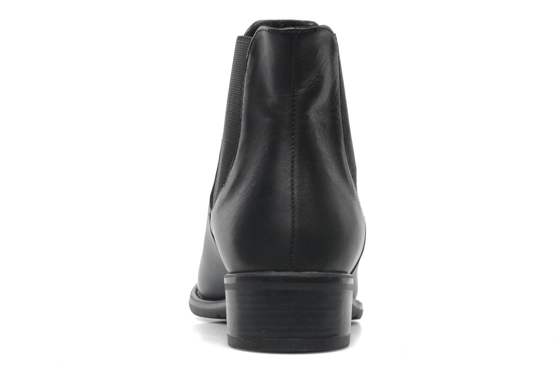 Bottines et boots Elizabeth Stuart Hezzo 391 Noir vue droite