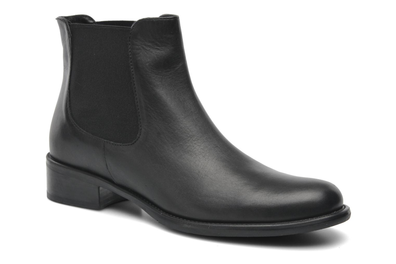 Bottines et boots Elizabeth Stuart Hezzo 391 Noir vue détail/paire