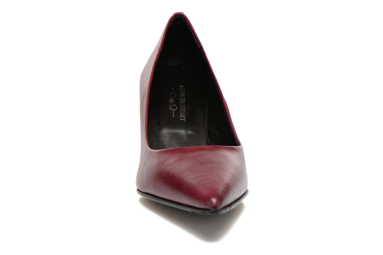 Escarpins Elizabeth Stuart Rax 304 Bordeaux vue portées chaussures