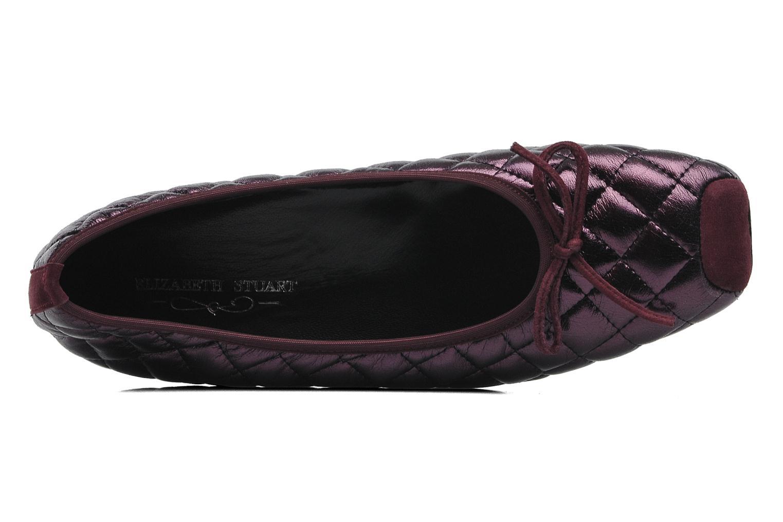 Ballerina's Elizabeth Stuart Lacq 329 Bordeaux links