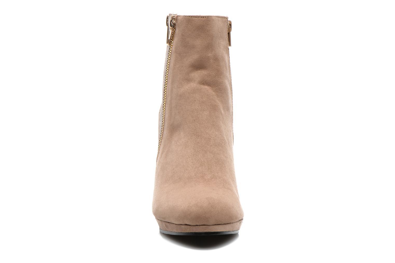 Boots en enkellaarsjes La Strada Kiera Beige model
