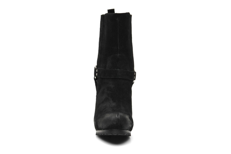 Bottines et boots Liu Jo Olyvia Noir vue portées chaussures