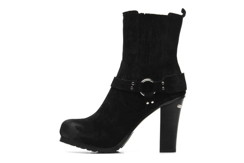 Bottines et boots Liu Jo Olyvia Noir vue face