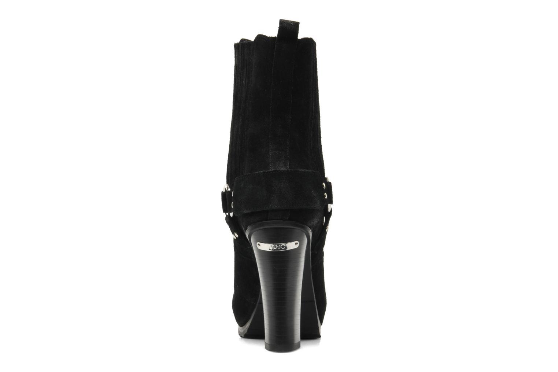 Bottines et boots Liu Jo Olyvia Noir vue droite