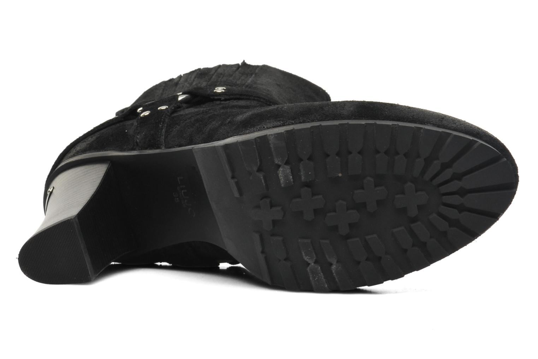 Bottines et boots Liu Jo Olyvia Noir vue haut