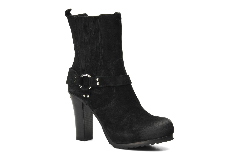 Boots en enkellaarsjes Liu Jo Olyvia Zwart detail