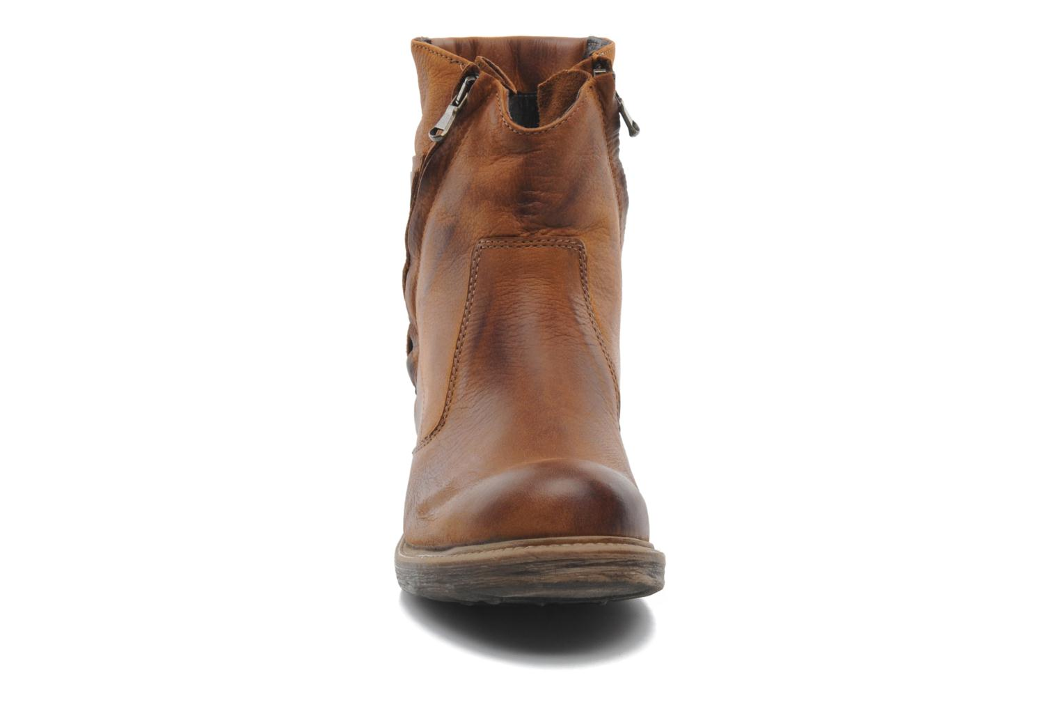 Ankle boots Sweet Lemon Pack Brown model view