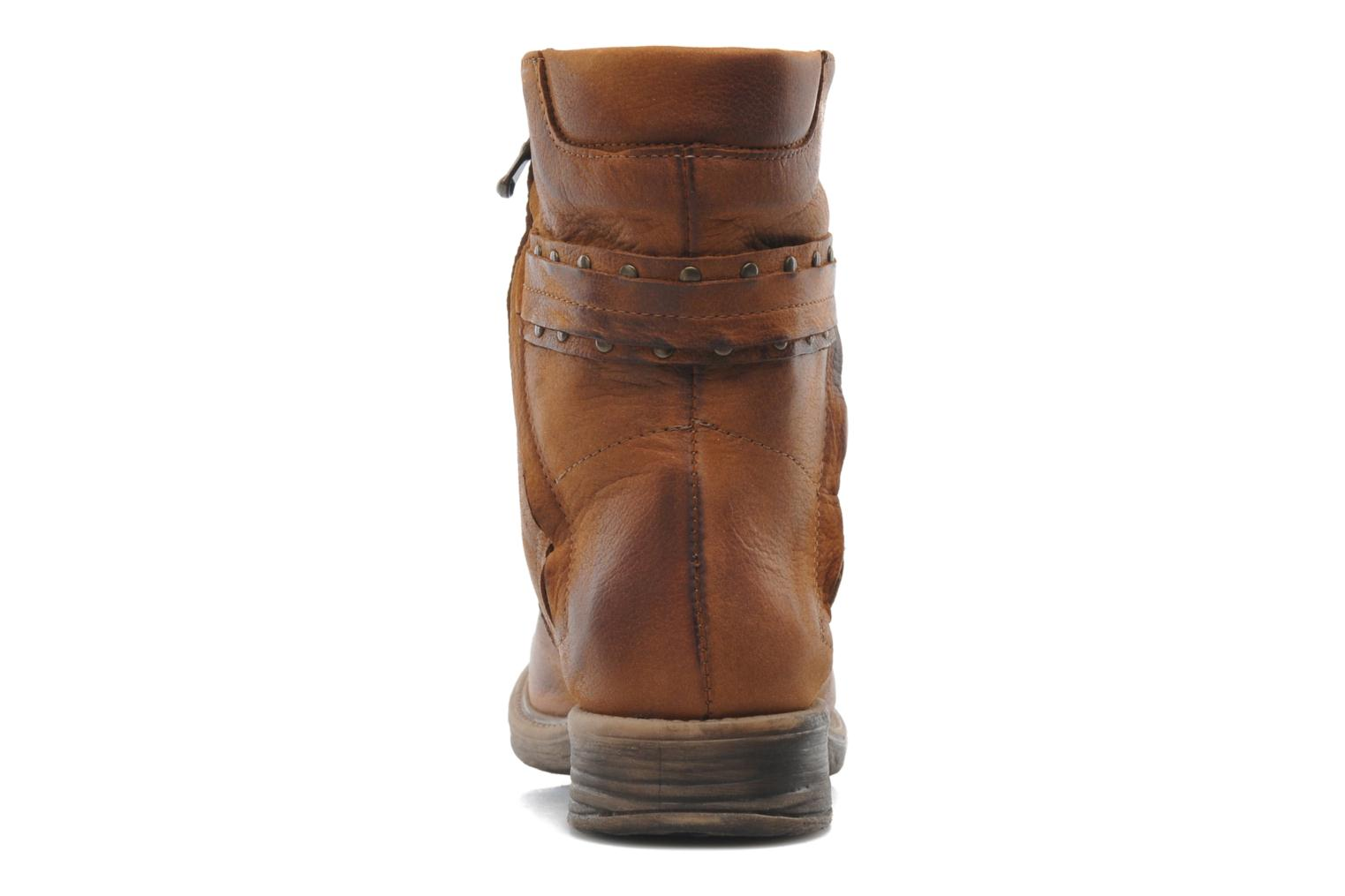 Ankle boots Sweet Lemon Pack Brown view from the right