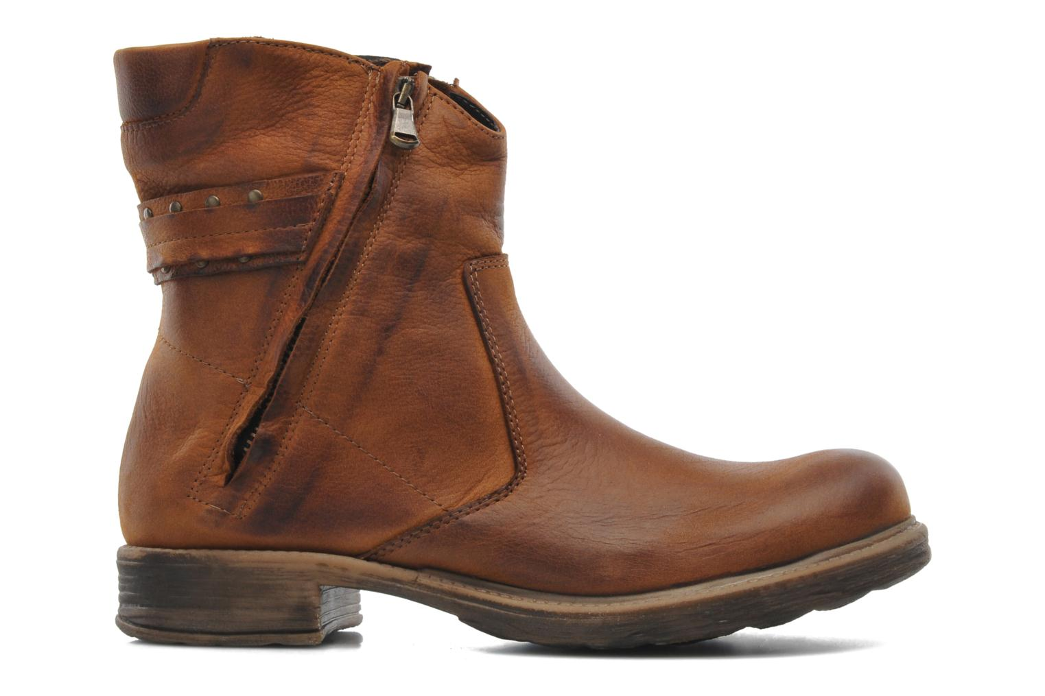 Ankle boots Sweet Lemon Pack Brown back view