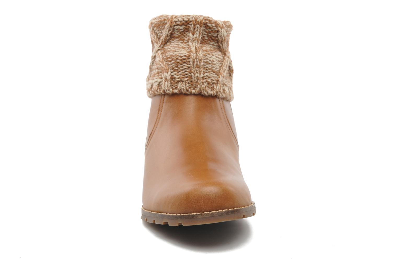 Bottines et boots Mellow Yellow Ray Marron vue portées chaussures