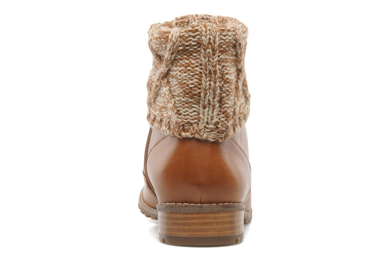 Bottines et boots Mellow Yellow Ray Marron vue droite
