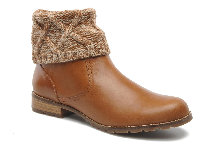 Bottines et boots Mellow Yellow Ray Marron vue détail/paire