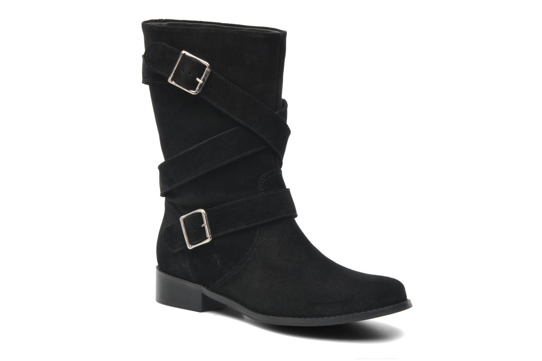 Boots en enkellaarsjes Mellow Yellow Ripost Zwart detail
