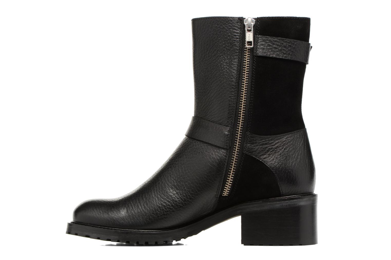 Boots en enkellaarsjes Anaki Paul Zwart voorkant