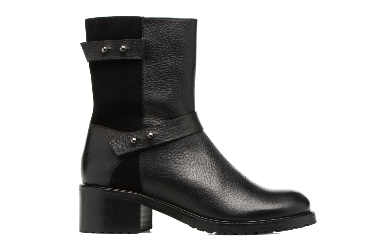 Ankle boots Anaki Paul Black back view