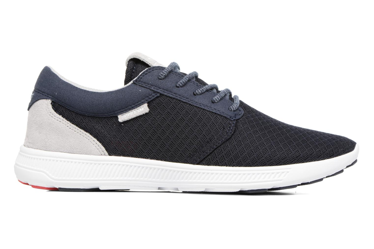 Hammer Run Navy - White