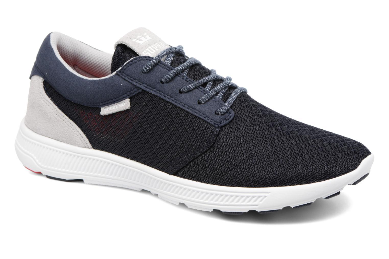 Sneakers Supra Hammer Run Blauw detail