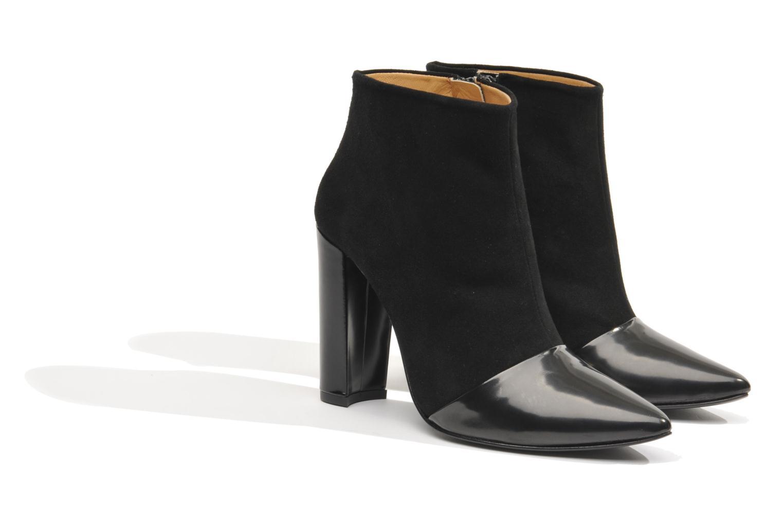 Bottines et boots Made by SARENZA Monceau #12 Noir vue droite