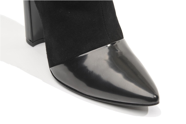 Bottines et boots Made by SARENZA Monceau #12 Noir vue derrière