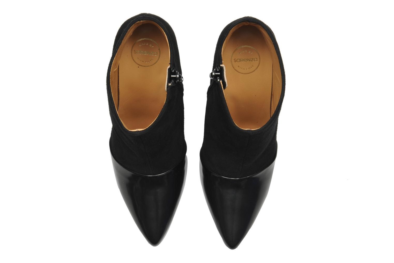 Bottines et boots Made by SARENZA Monceau #12 Noir vue haut