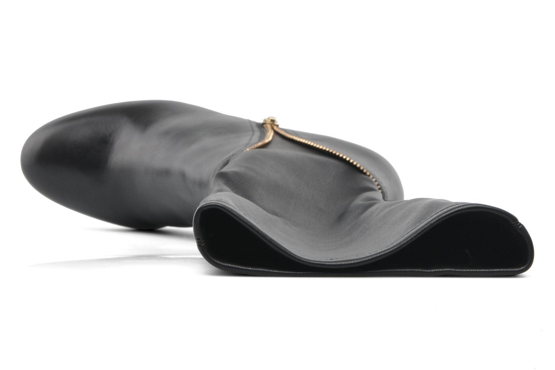 1Jades Veau Garnet/Noir
