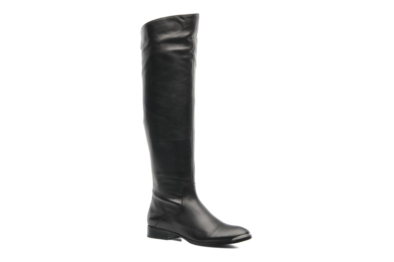 Støvler & gummistøvler JB MARTIN 2Cascade Sort detaljeret billede af skoene