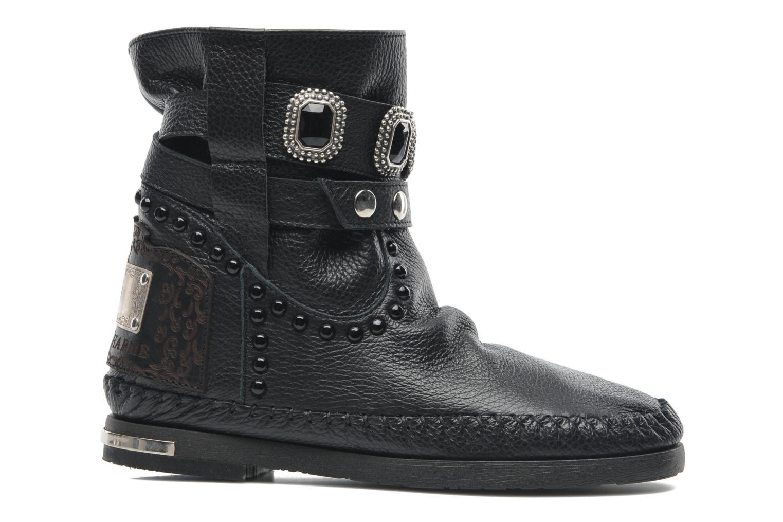 Bottines et boots Karma of Charme Stra2 Barocco Noir vue derrière
