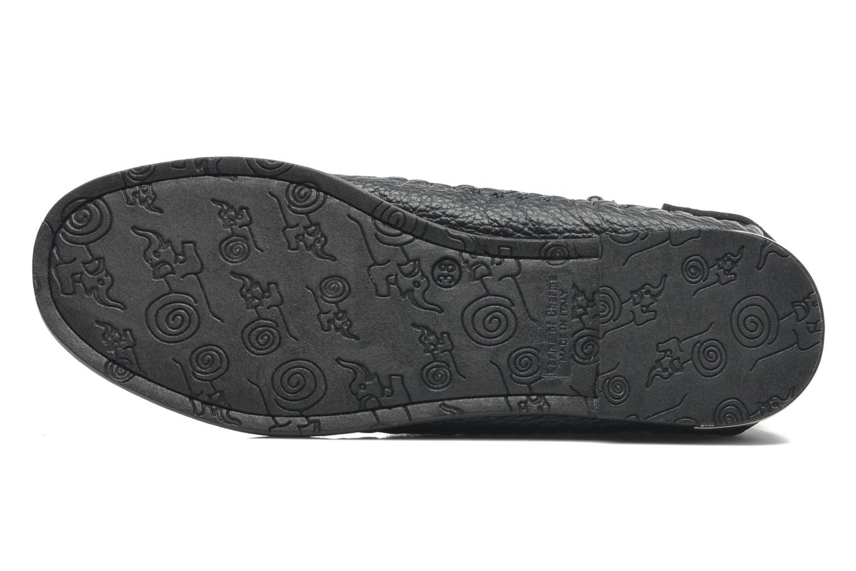 Bottines et boots Karma of Charme Stra2 Barocco Noir vue haut