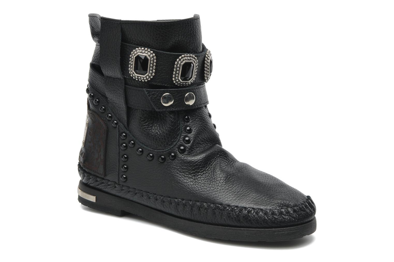 Bottines et boots Karma of Charme Stra2 Barocco Noir vue détail/paire