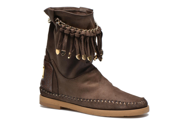 Zapatos promocionales Karma of Charme Dakota Gold (Marrón) - Botines    Descuento de la marca
