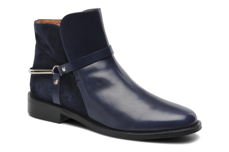Stiefeletten & Boots Georgia Rose Armore blau detaillierte ansicht/modell