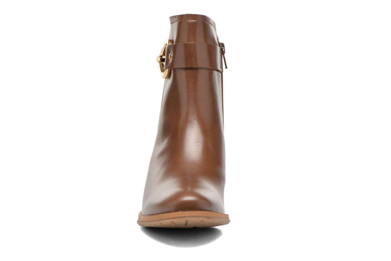 Bottines et boots Georgia Rose Cottage Marron vue portées chaussures