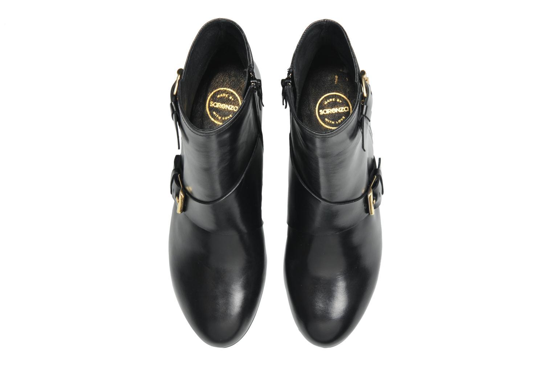 Ankelstøvler Made by SARENZA Chantilly Chérie #4 Sort se skoene på