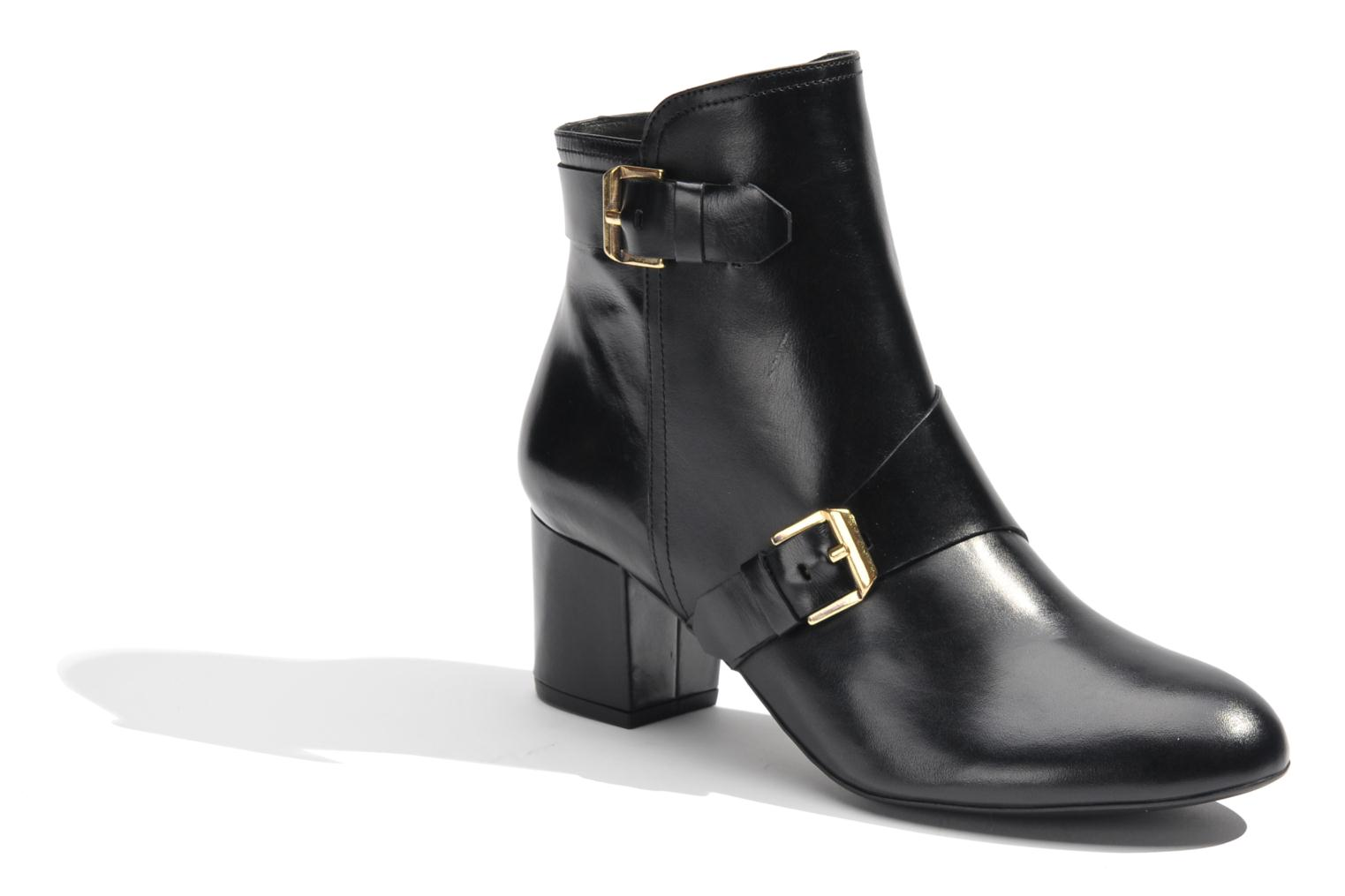 Ankle boots Made by SARENZA Chantilly Chérie #4 Black view from the right